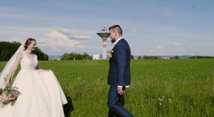 Svatební video Lukáš a Zuzka