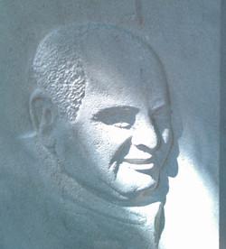 Bas relief (portrait)