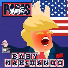 Baby Man Hands