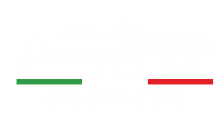 Dominicks Pizzeria Logo