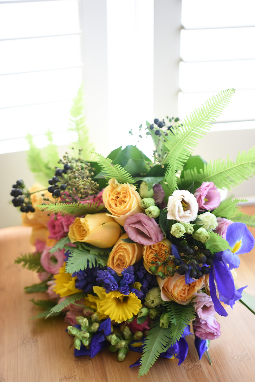 Pollen Weddings