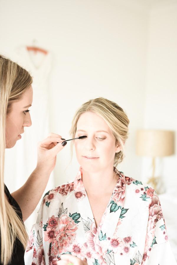 Cassandra De Bruin Make Up