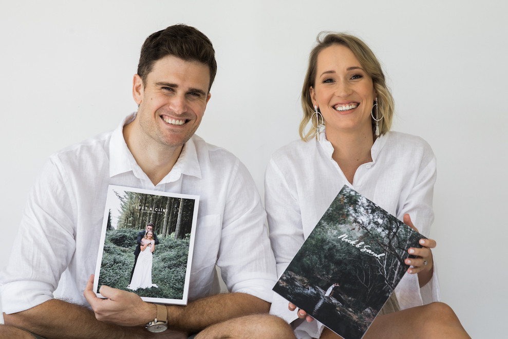 Bow and Arbour Wedding Albums