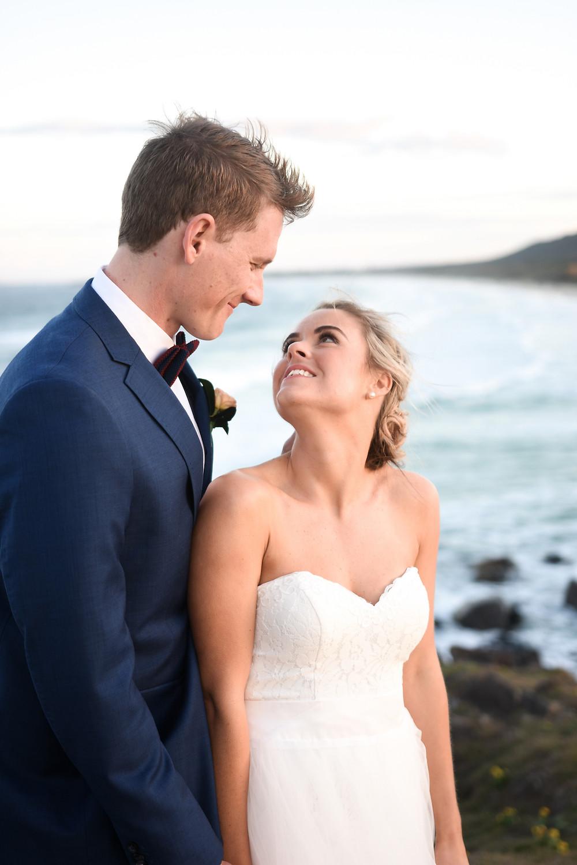 Wedding Photographer / Cabarita Heads