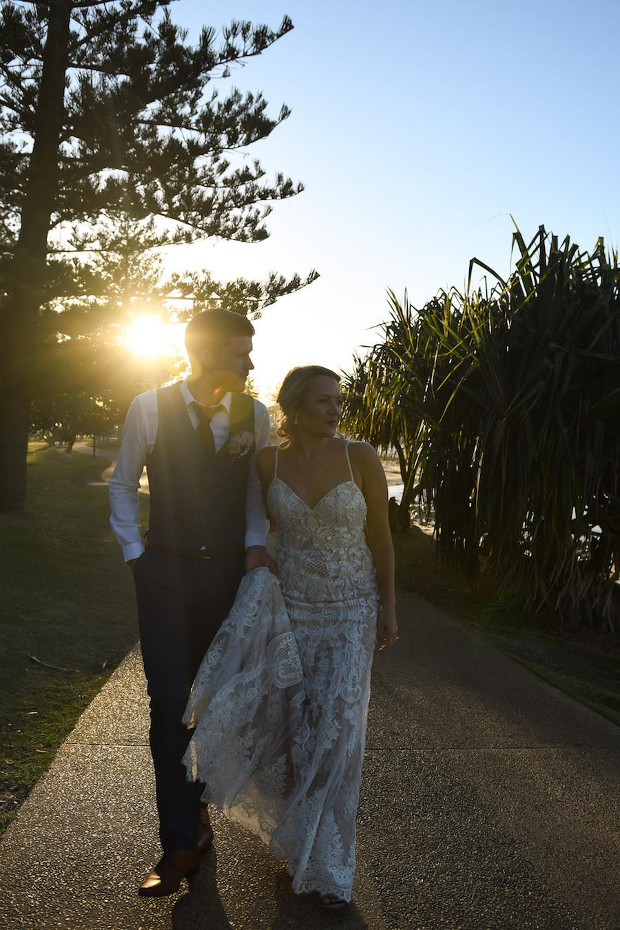 Burleigh Hill wedding photography