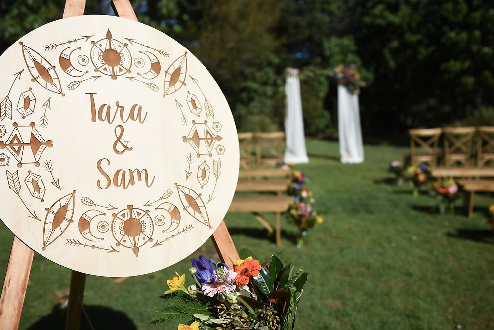 Wedding Ceremony / Salt Village