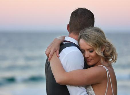 REAL WEDDING / ANDREA + COLM