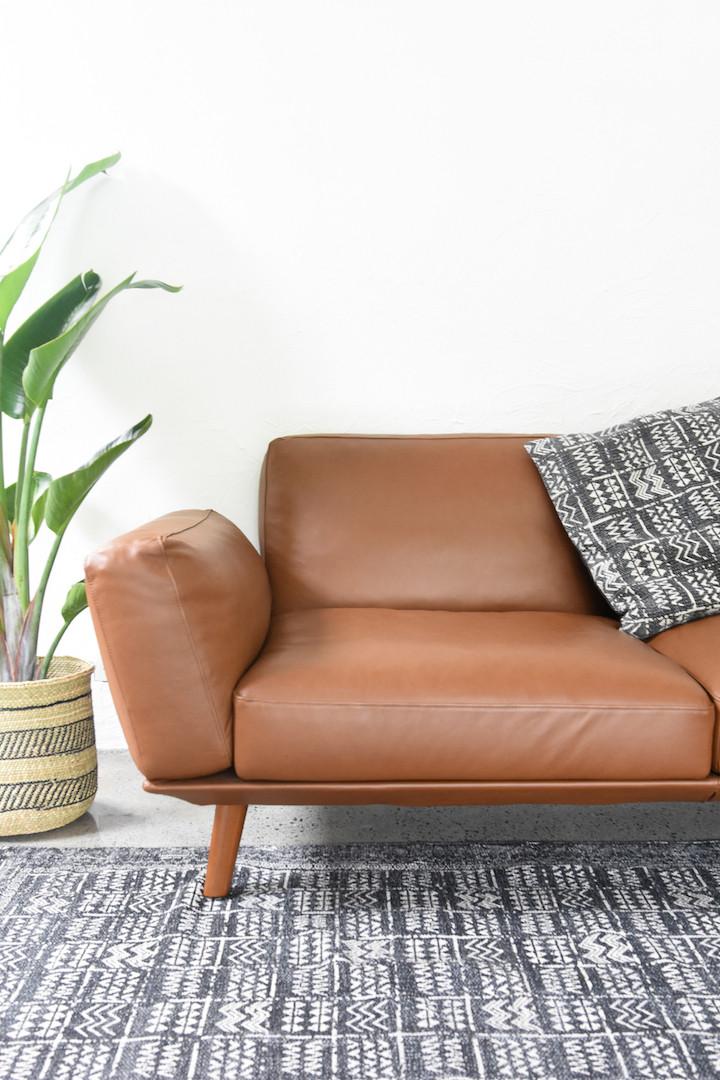 Tribal Cushion + Tribal Rug