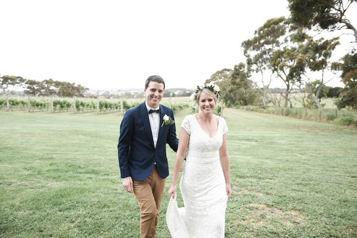 Bellarine Peninsula wedding