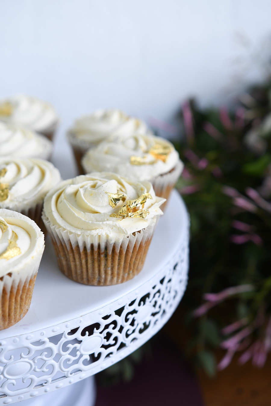 Confetti Cake co cupcakes
