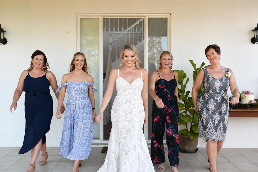 Hamptons Hinterland Retreat Wedding