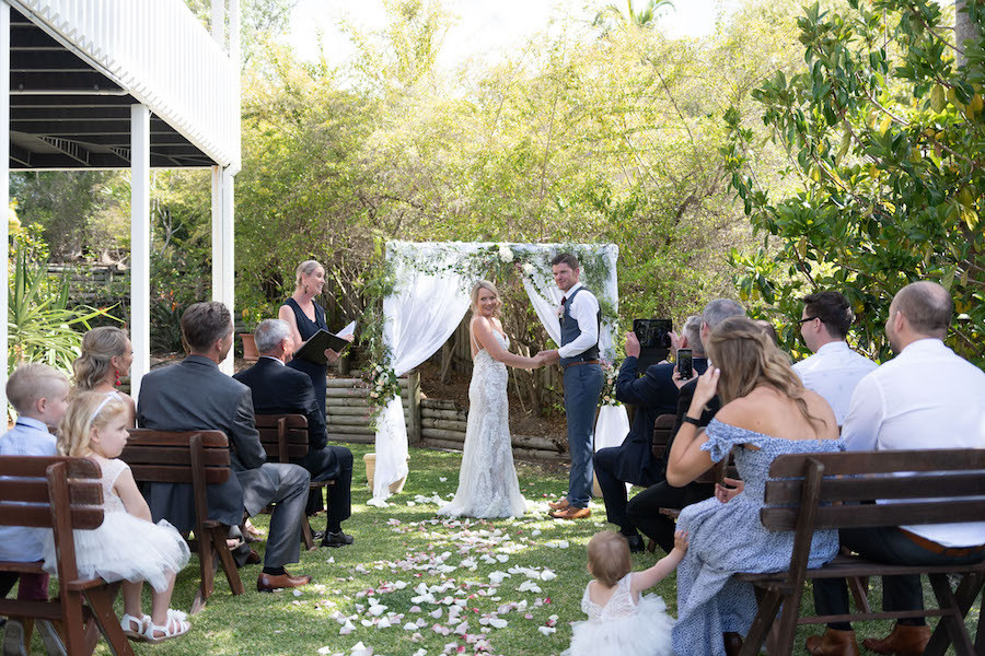 Hamptons Hinterland Retreat wedding photographer