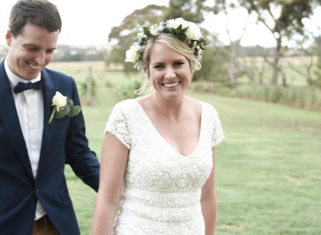 WEDDING / BRIGE + WADE