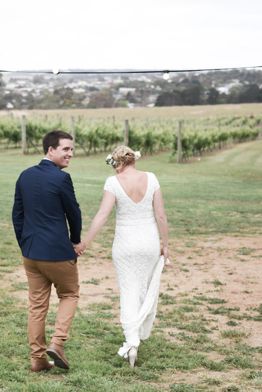 Walks in the winery