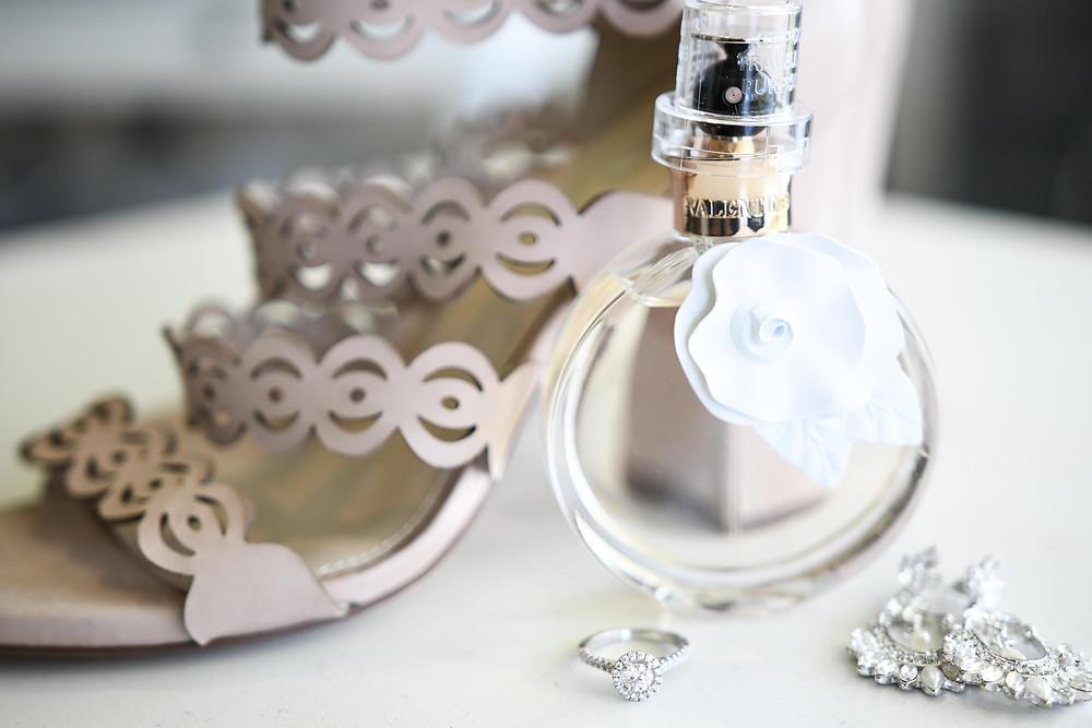 Bride's details