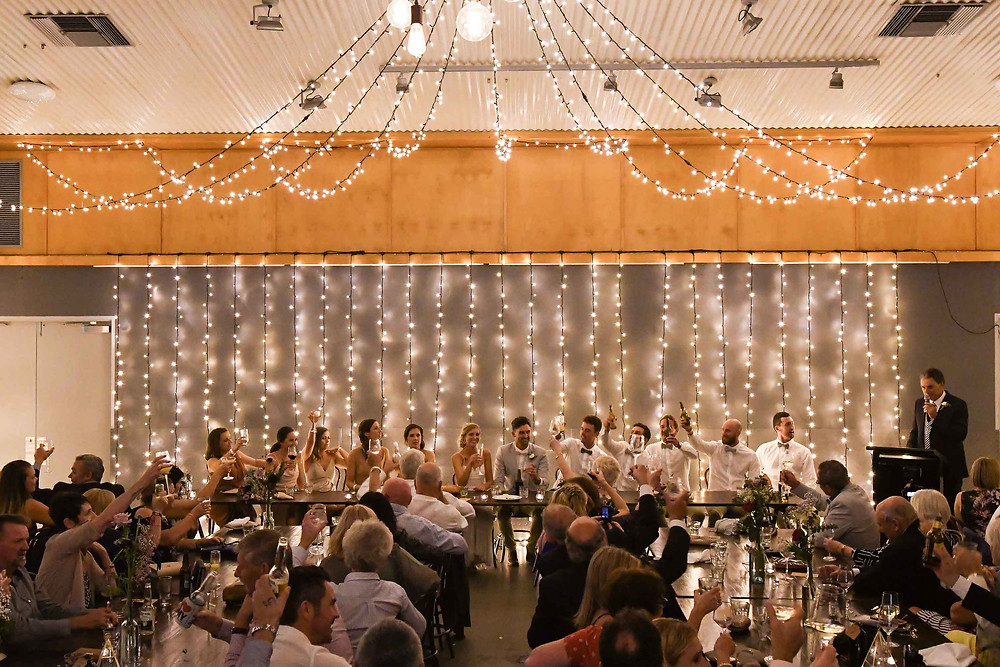 Wedding Reception - Osteria