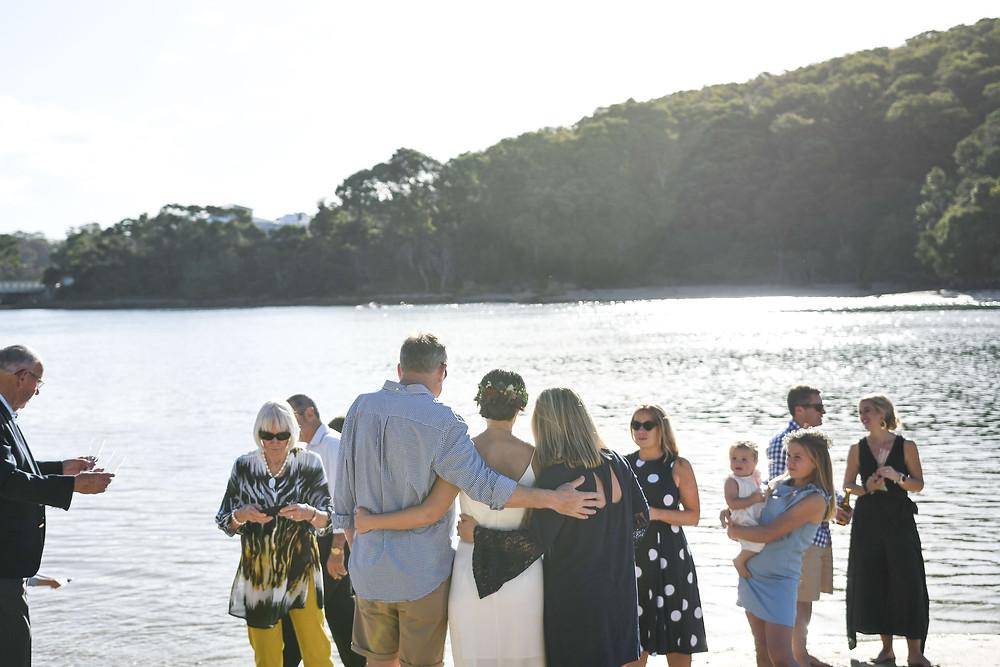 Tallebudgera Beach Wedding