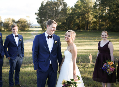 WEDDING / SAM + TARA