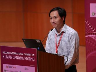 Bebeklerin genini değiştiren Çinli Frankeştayn