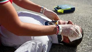 Omurga Kırığı ve Yaralanması Olan Bir Yaralıya İlk Yardım Nasıl Yapılır?