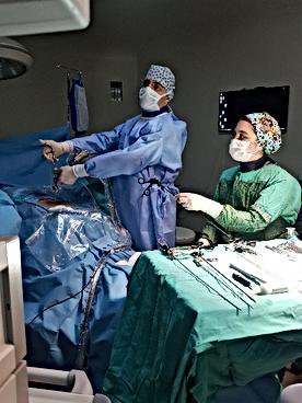 tam kapalı endoskopik bel fıtığı ameliyatı