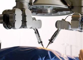First-in-world robot-assisted spinal surgery