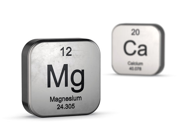 Magnesium and Calcium in drinking water