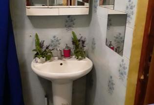 Salle de bains partagée