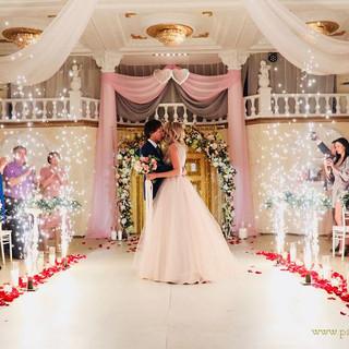 Церемония в зале