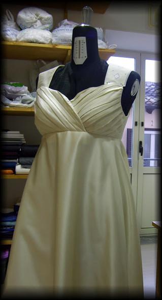 Premaman: l'abito da sposa
