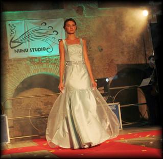 Sette abiti da sposa: l'abito trasformabile