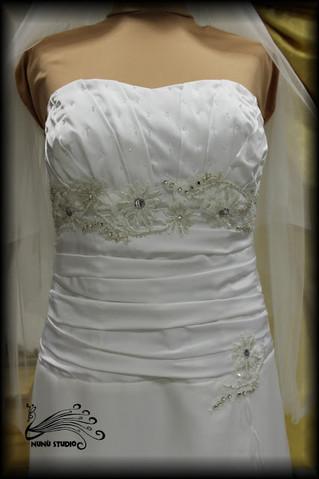 """""""Su Misura"""": un abito da sposa romantico e delicato"""