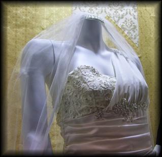 Sette abiti da sposa: il classico che non tramonta mai