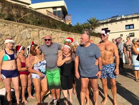 Christmas Day Annual Swim 2020