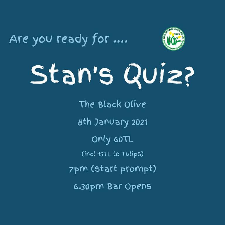 Stan's Quiz
