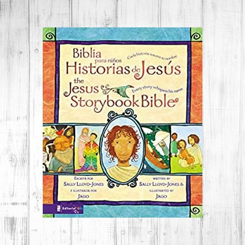 Biblia Historias de Jesús