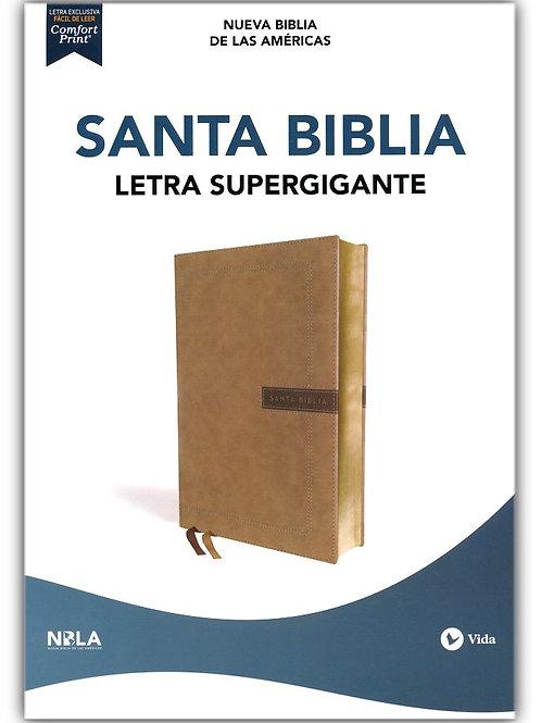 Biblia NBLA Supergigante