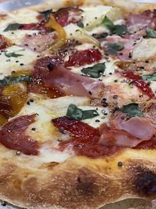 Tiamo Italian Pizza Capricciosa