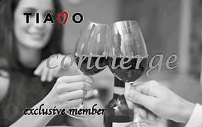Concierge Membership at Tiamo Italian -