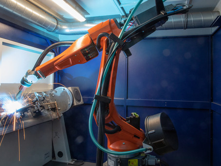 Investition in die Zukunft mit neuer QIROX-Kompaktzelle
