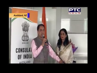 Consulate of India celebrates Indian Republic Day in Auckland, New Zealand