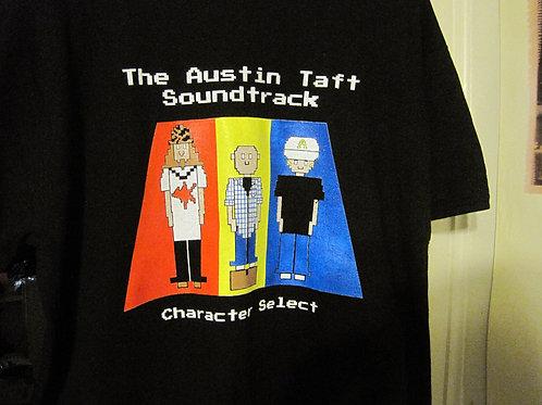 The Austin Taft Soundtrack v1.1 [T-Shirt]