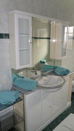 App. Hocheiser Badezimmer