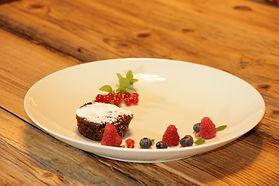 Hausgemachte Desserts