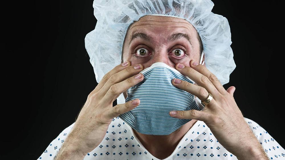 Miedo a enfermar, hipocondría, enfermedades y psicologia