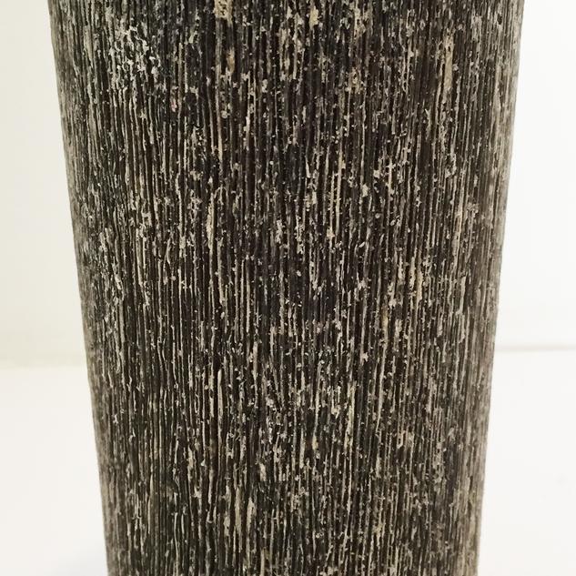 238 Vela Gris Cepillada 7.5x15cm Aroma M