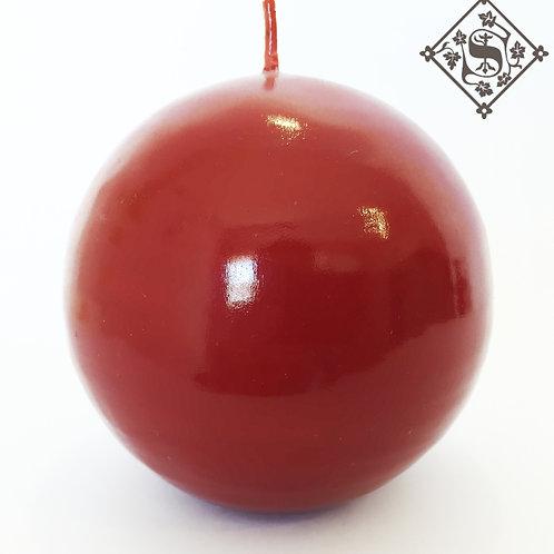 Vela Esfera Color