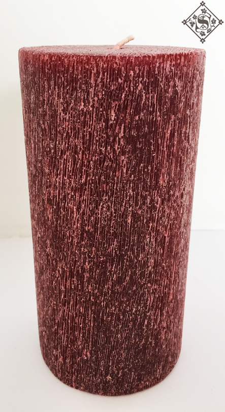 Vela Roja Cepillada 5x10cm.png