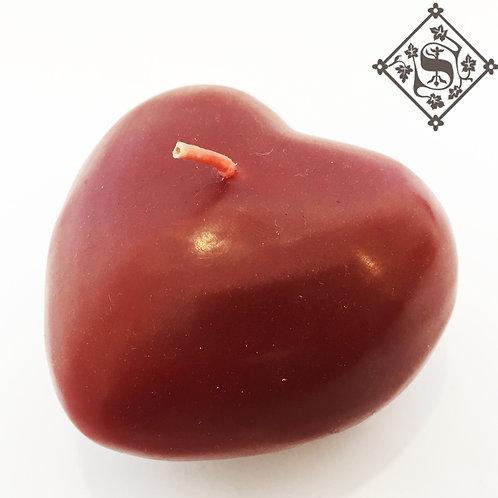 Veladora Corazón Volumen