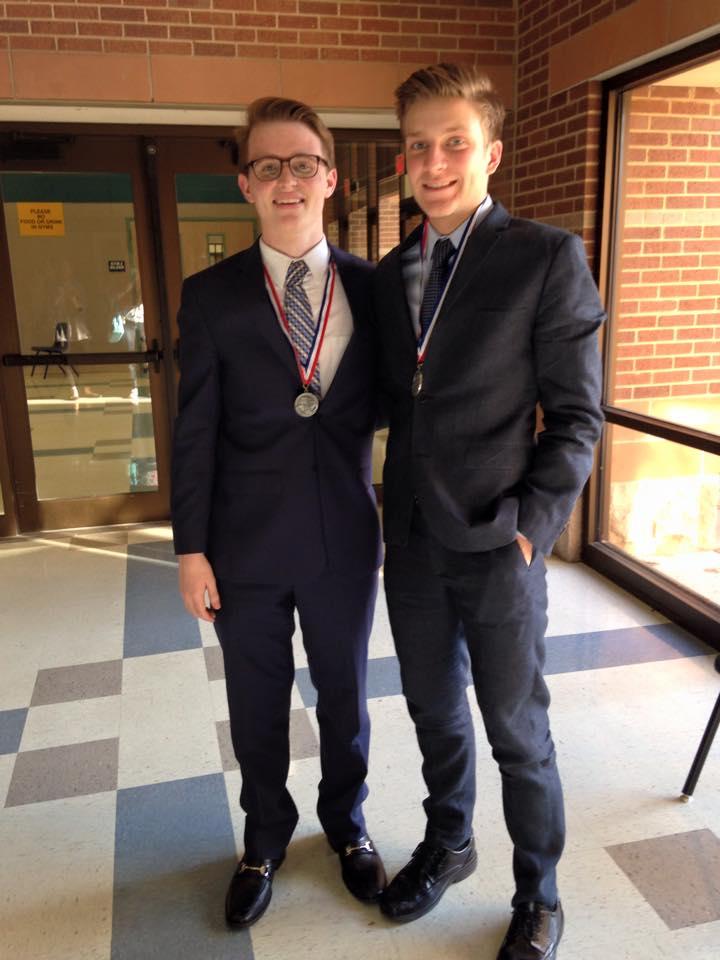 Jake and Jake - OAP awards